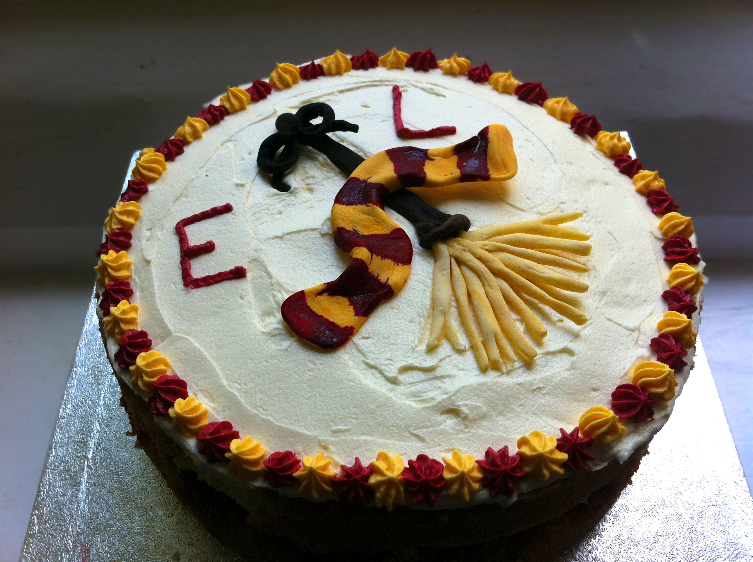 Harry Potter First Birthday Cakes