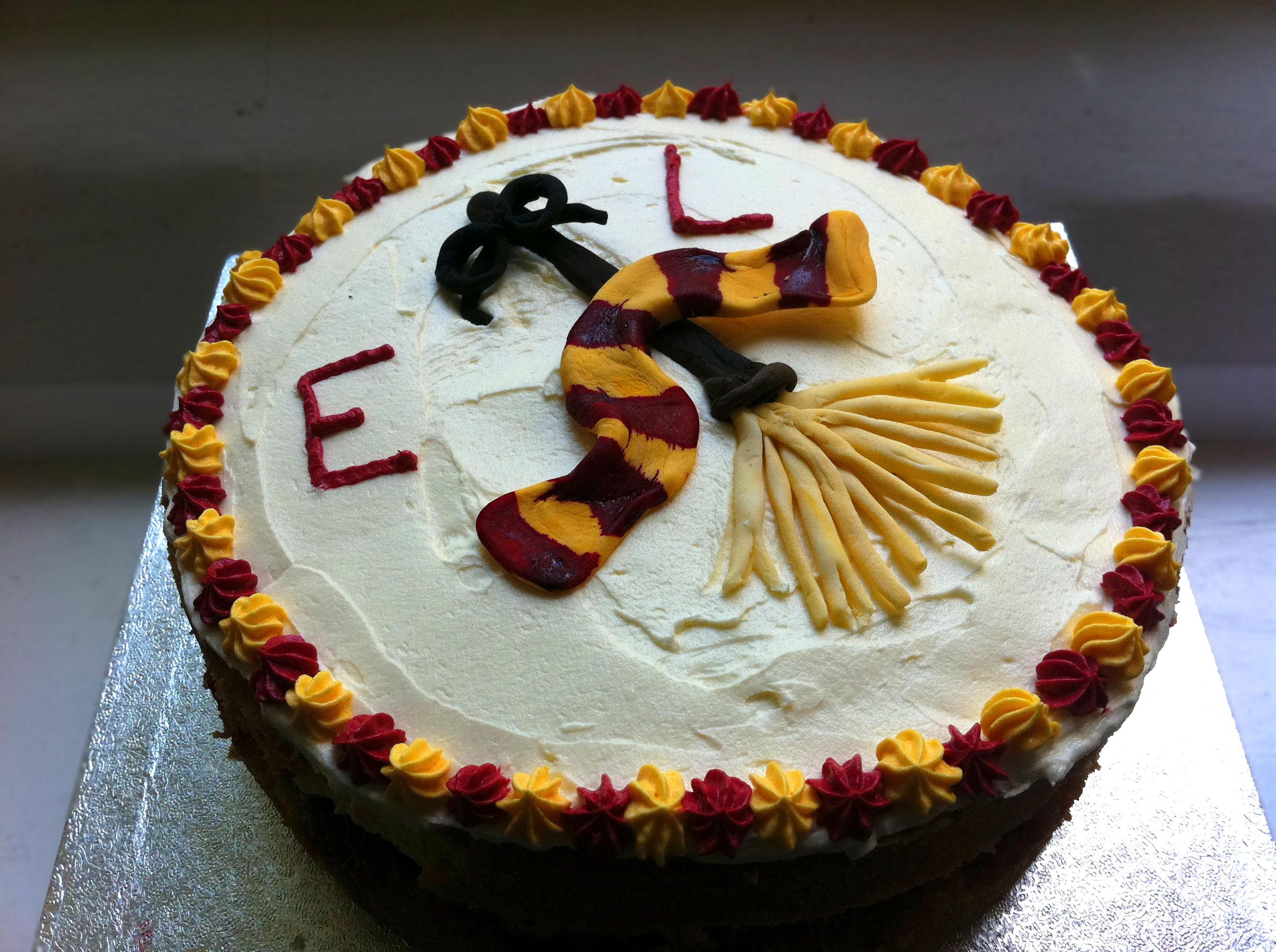Easy Harry Potter Cake Ideas