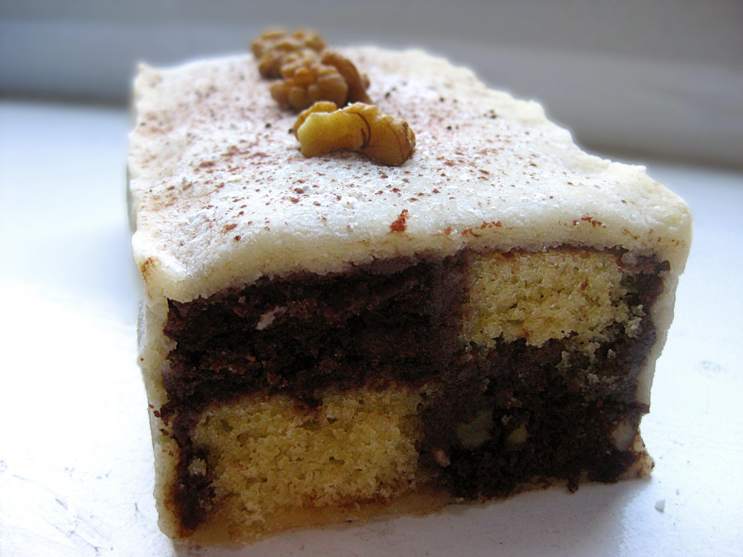 Gluten Free Battenburg Cake
